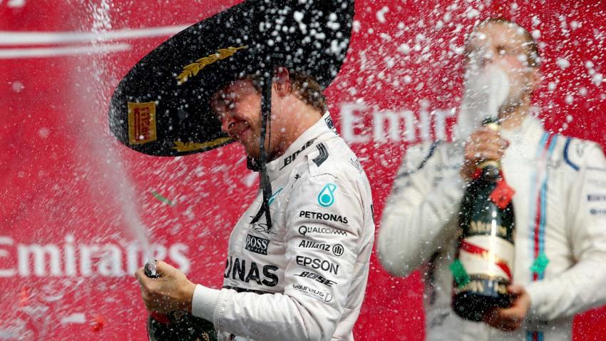 """Niki Lauda gesteht: """"So einen Grand Prix wie hier habe ich noch nie gesehen."""""""
