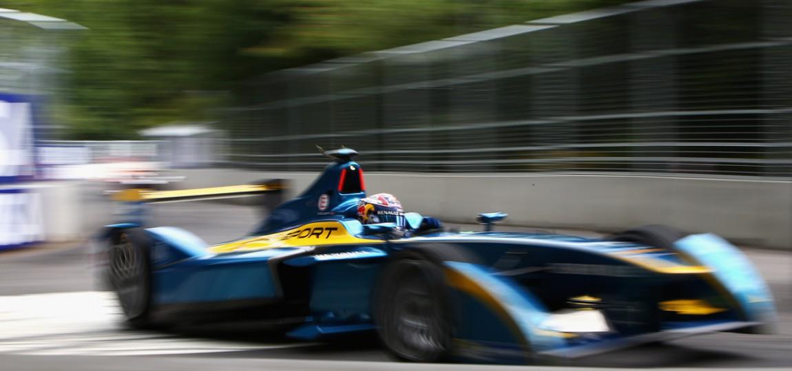 Roborace, selbstfahrender Motorsport ohne Piloten