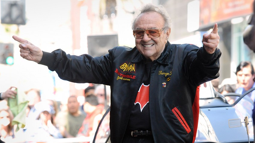 The King of Kustomizers: George Barris