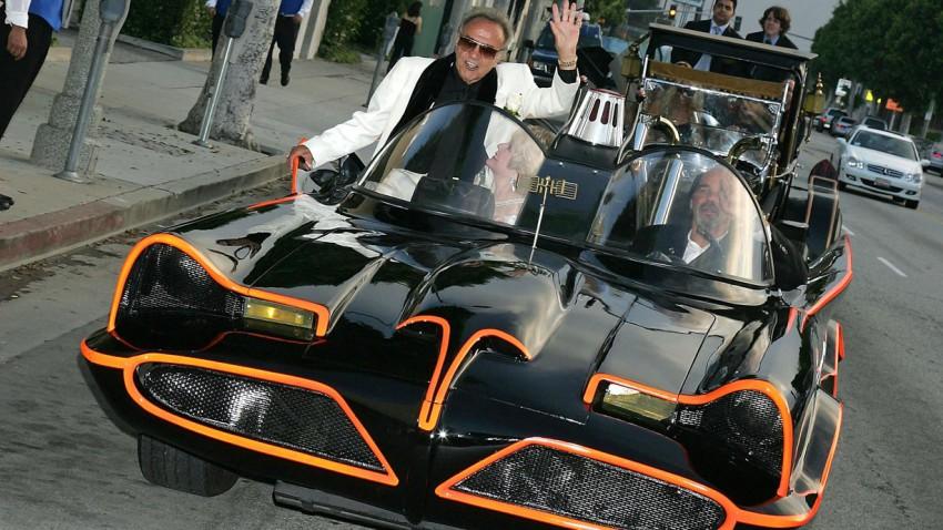 Der Vater von K.I.T.T., Batmobile & Co ist gestorben