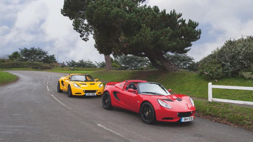 Neues aus dem Hause Lotus, Elise Sport und Sport 220
