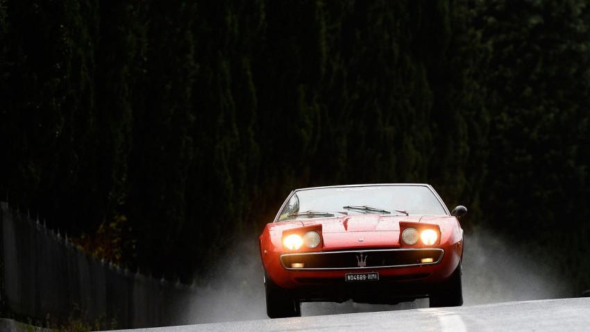 Maserati Ghibli, unterwegs mit einer Legende
