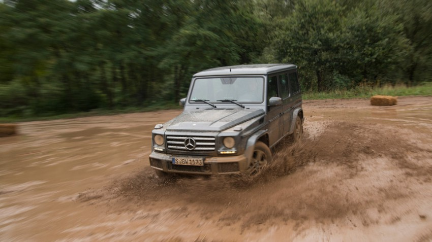 Mercedes-Benz G500 (10)