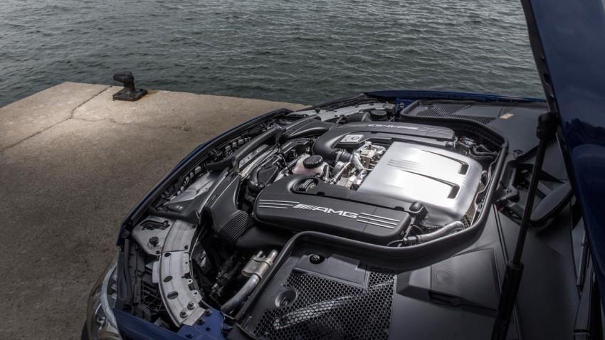 Mercedes C-Klasse-Coupé