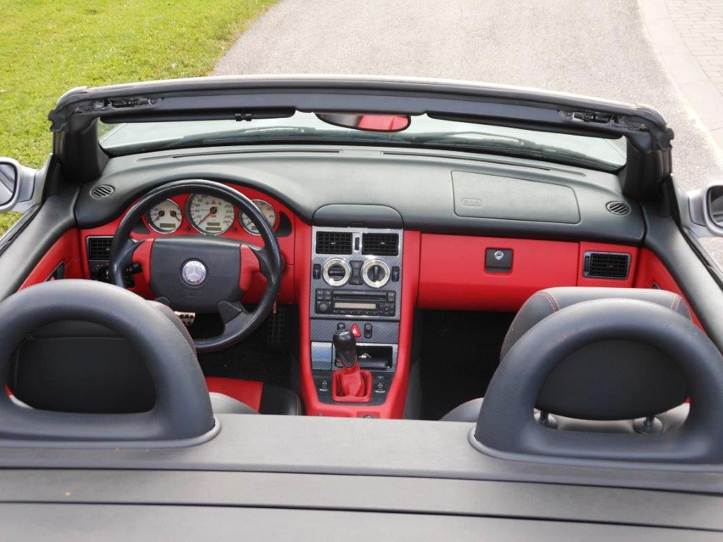 mercedes slk 230 kompressor 1998 5