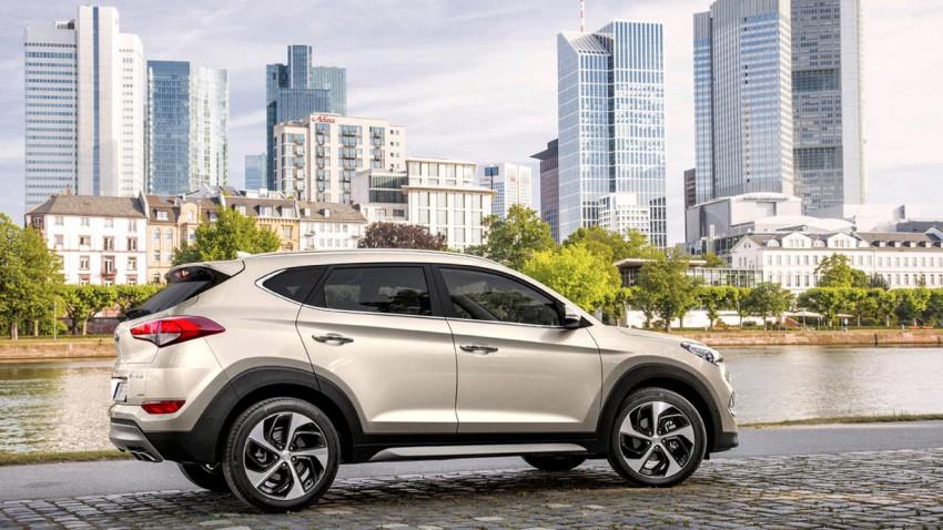 Was spricht für den neuen Hyundai Tucson?