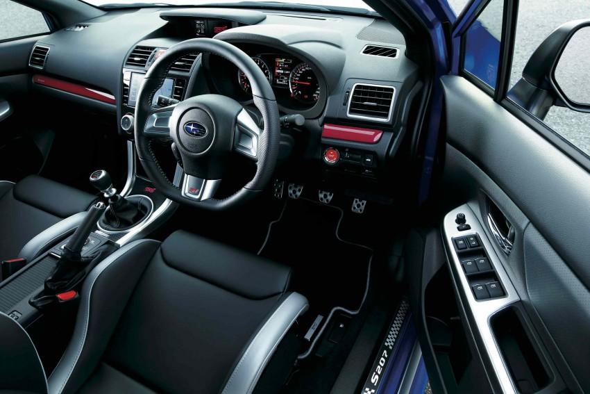 Neu Subaru Impreza WRX STI S207 (8)