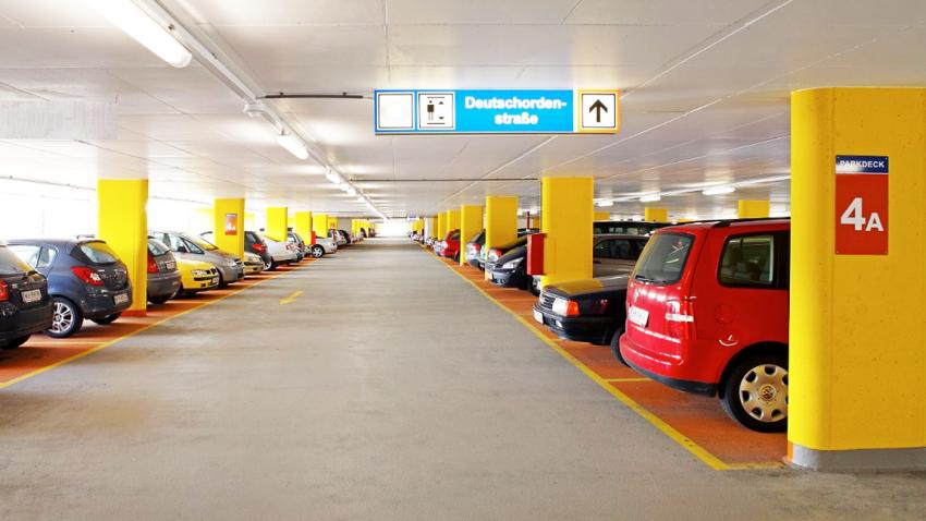 Park + Ride-Standorte in Wien
