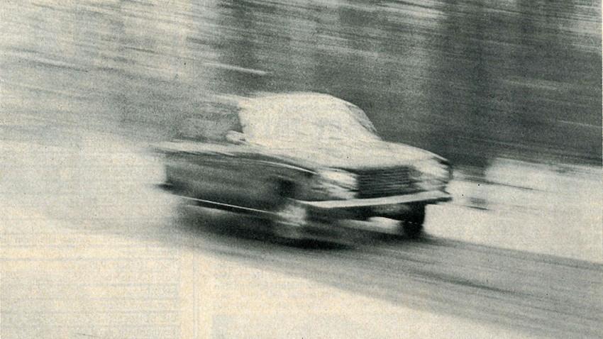 Peugeot 304 – Herzverpflanzung