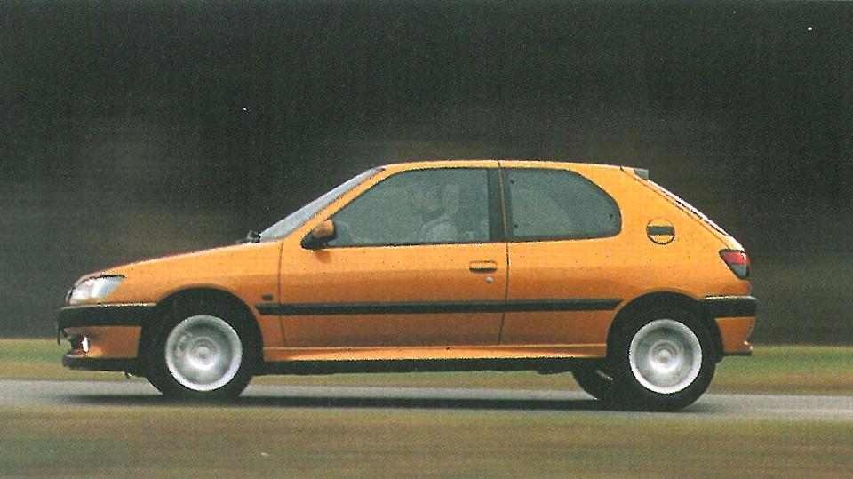 Peugeot 306 GTI –Quicklebendig