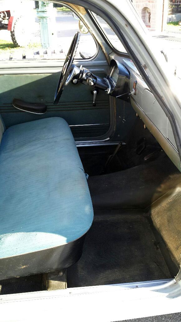 steyr fiat 1100 r 1958 zum verkauf. Black Bedroom Furniture Sets. Home Design Ideas