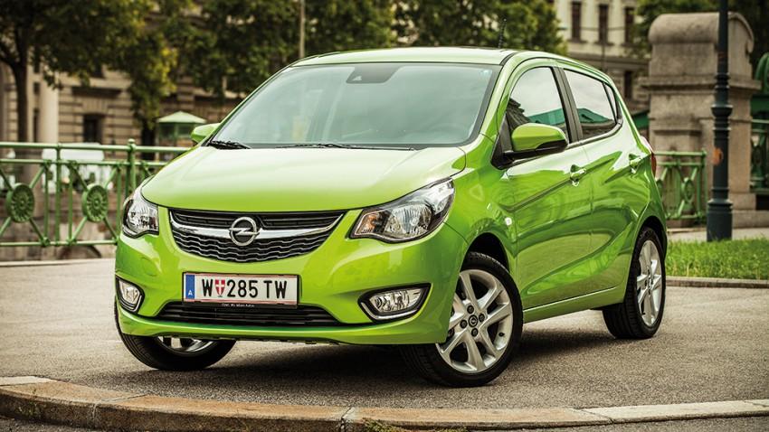 Schmunzeln statt lachen: Opel Karl
