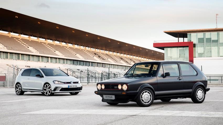 VW Golf GTI Clubsport - Fahrleistungen wie ein Ferrari 512 BB