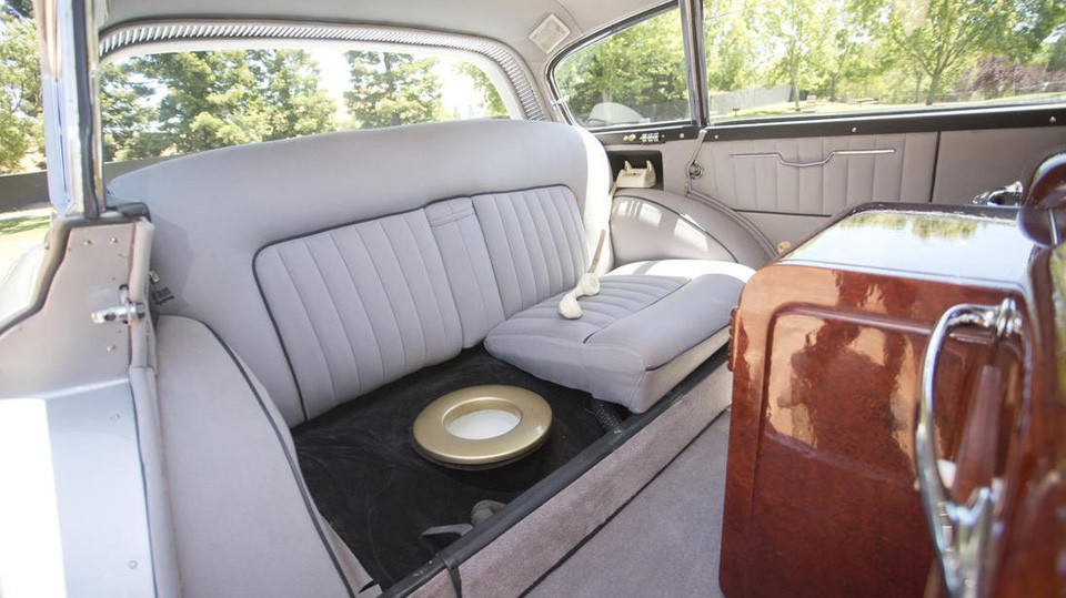 1954 rolls royce silver wraith special vignale. Black Bedroom Furniture Sets. Home Design Ideas