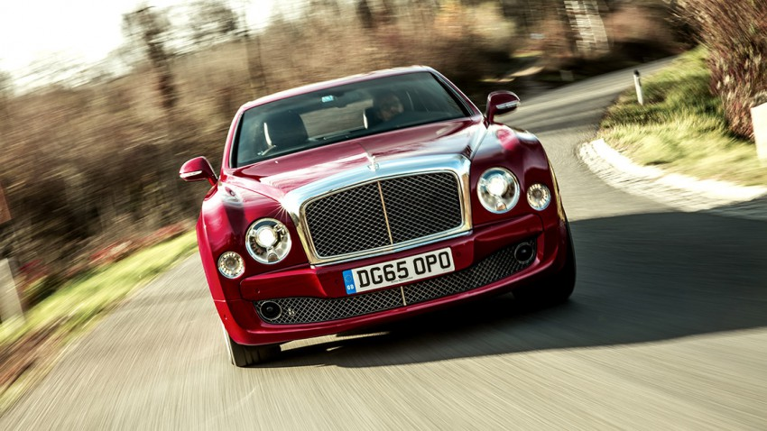 bentley mulsanne speed 2015 front vorne scheinwerfer