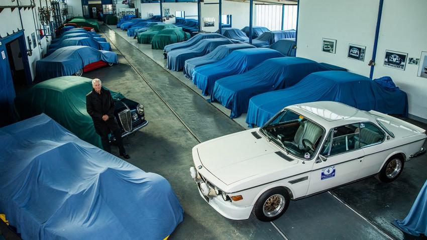 Kurt Seidler BMW Sammler