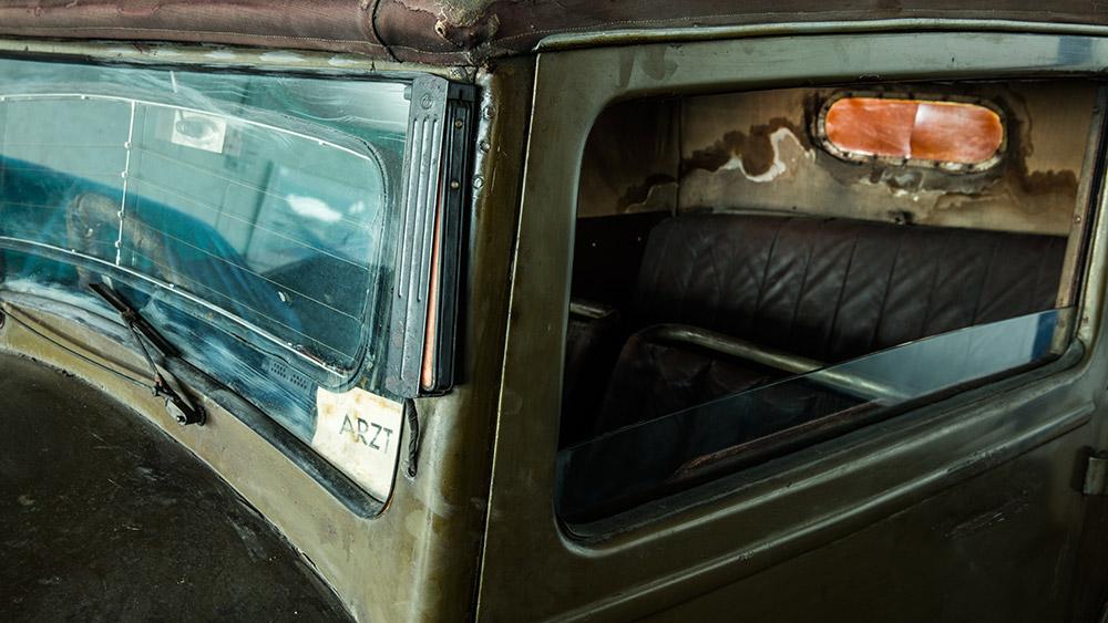 Kurt Seidler BMW Sammler vorkriegs-bmw