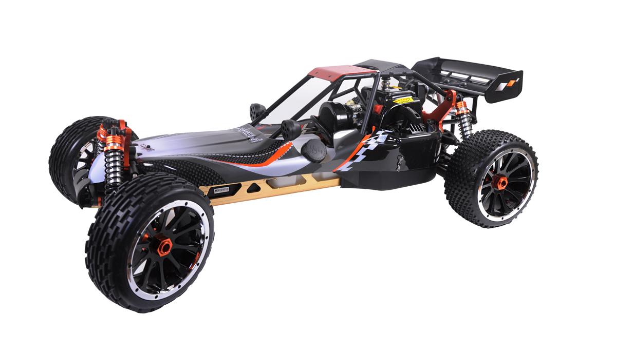 buggy mit 2 takt motor im ma stab 1 5. Black Bedroom Furniture Sets. Home Design Ideas