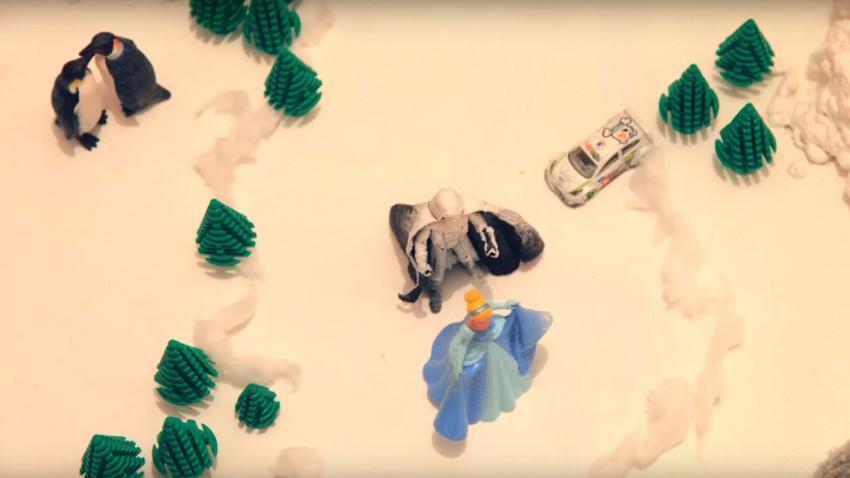 Snowkhana 4: Der Weihnachtsmann, Darth Vader, Zuckerstangen und Donuts