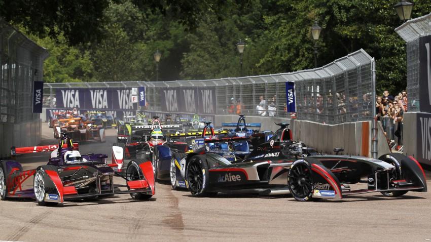 Jaguar kehrt in den Motorsport zurück