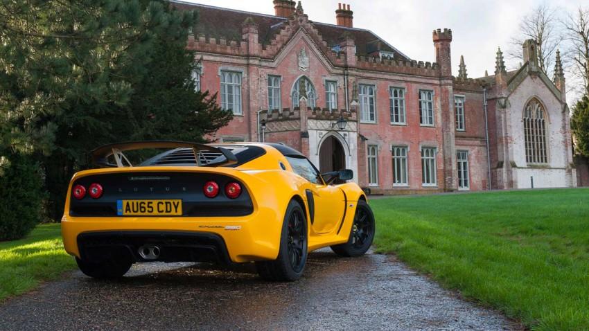 Lotus Exige Sport 350, wieder was Neues aus Hethel