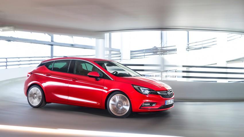 Der neue Opel Astra, garantiert hutlos