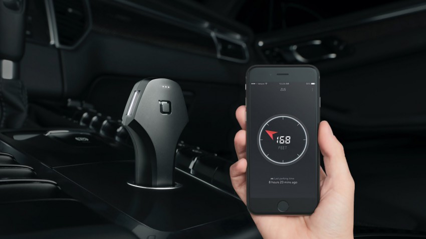 Per GPS-Ortung das Auto finden