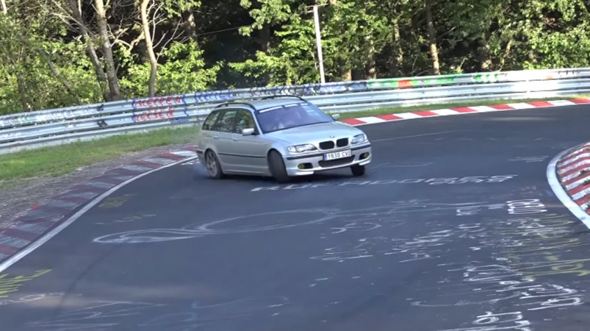 Nordschleife: Best of Drift 2014/15