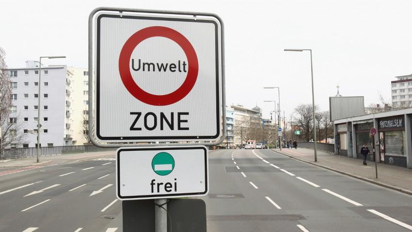 Umweltzone in Deutschland