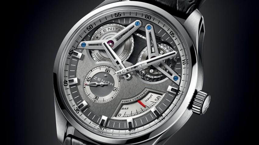 Zum Geburtstag eine 70.000-Euro-Uhr. Alles Gute!
