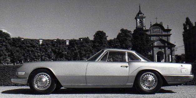 1960 Michelotti Nardi Plymoth Silver Ray