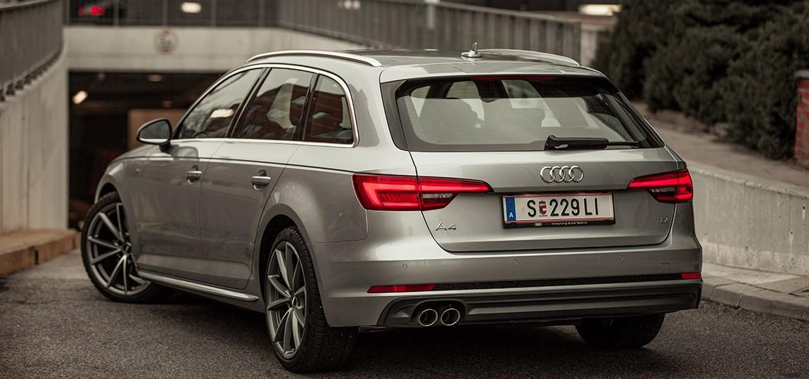 Audi A4 Avant 2,0 TDI Sport Test: Der 2380-Euro-Effekt