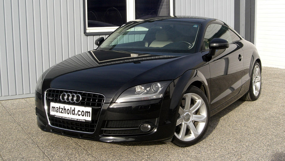 audi tt coup 3 2 v6 s tronic quattro zum verkauf. Black Bedroom Furniture Sets. Home Design Ideas