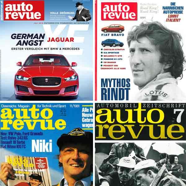 Autorevue Magazine 2004