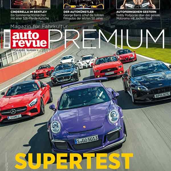 Autorevue Premium Magazine