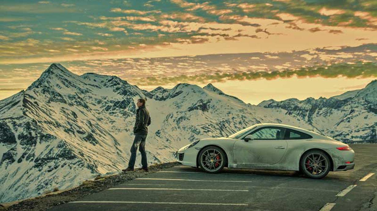 Sammelfoto #1: Porsche 911 S und Walter Röhrl