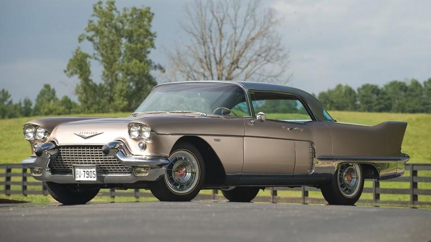 Cadillac Eldorado Brougham – just crazy