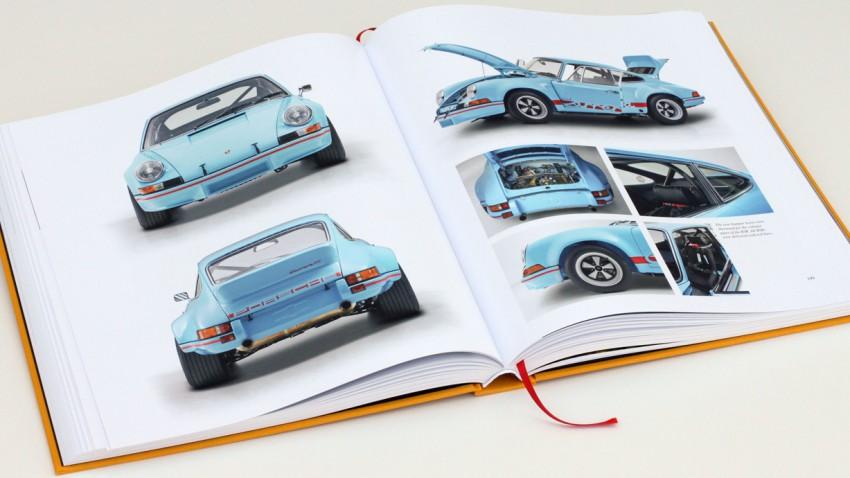 Carrera RS: Das Buch zur Legende