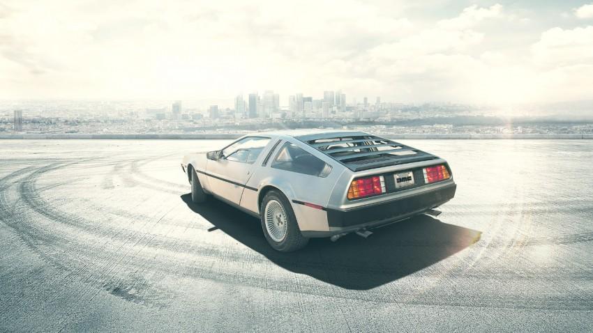 Der DeLorean kehrt zurück