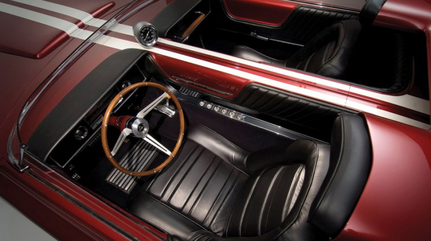 dodge charger concept car