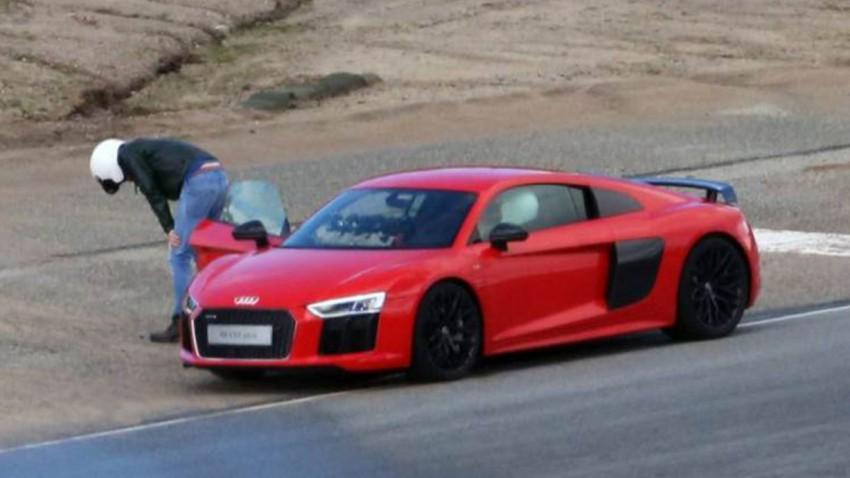 Top Gear-Host Chris Evans übergab sich nach Fahrt mit Sabine Schmitz