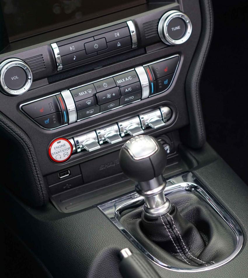 Ford Mustang V8 Cabrio