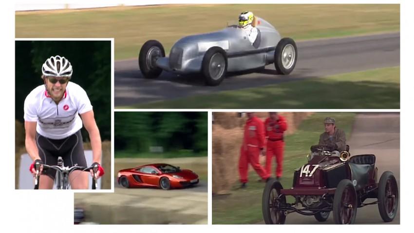 Highlights von Jenson Button in Goodwood