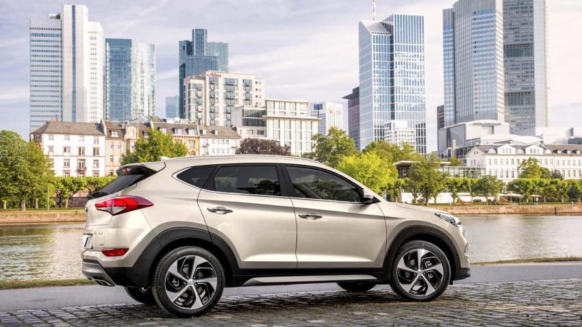 Der neue Hyundai Tucson 2015