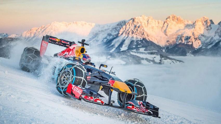 Nachspiel wegen Hahnenkamm-Ausflug von Red Bull