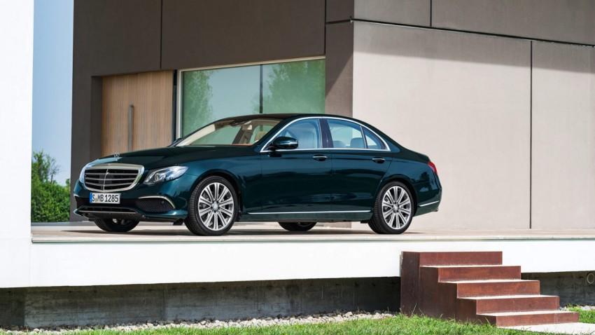 Neue Mercedes E-Klasse will zurück an die Spitze