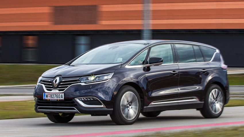 Renault Espace Initiale Paris – Meine große Welt