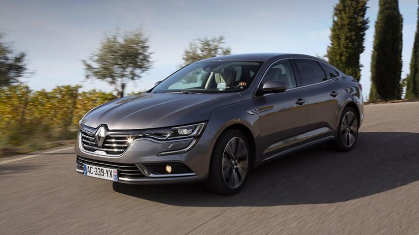Renault Talisman – Die Entdeckung der Achtsamkeit