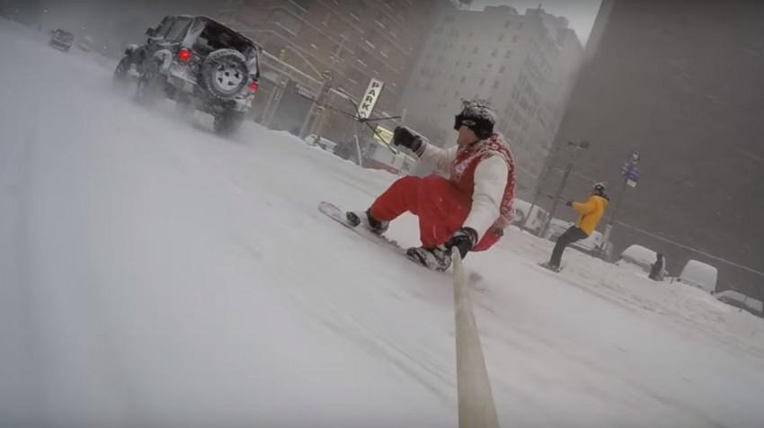 snowboarding nyc 2