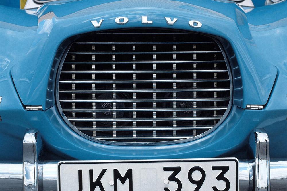 Volvo P1900 schriftzug kühlergrill
